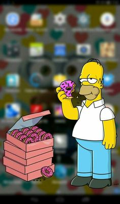 Iphone Wallpaper Quotes Funny, Simpson Wallpaper Iphone, Cartoon Wallpaper Iphone, Disney Phone Wallpaper, Cute Wallpaper Backgrounds, Funny Wallpapers, Simpsons Art, Hypebeast Wallpaper, Background Pictures