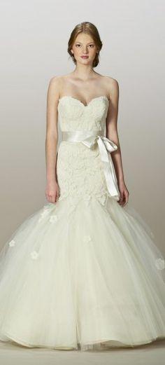Liancarlo - Fall 2013 -- Go here for you Dream Wedding Dress & Fashion Gown! https://www.etsy.com/shop/Whitesrose?ref=si_shop
