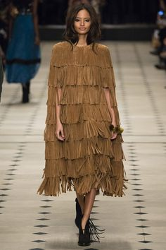 Burberry Prorsum Fall 2015 Runway