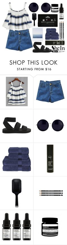"""Shade"" by lilyyy24 ❤ liked on Polyvore featuring Retrò, Cheap Monday, Linda Farrow, Christy, Rodial, CASSETTE, GHD, Odacité, Aesop and contest"