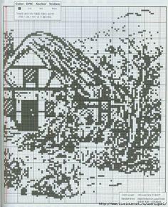 Blackwork house and garden 3/3