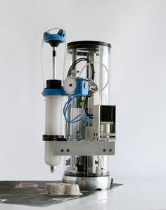 With Honors: Graduates Presenting Printed Design Projects LEO - Printer Pen - Ideas of Printer Pen - Novi Robotic Arm Printer Designed by Jack Biltcliffe for Limestone Waste 3d Printer Designs, 3d Printer Projects, Design Projects, Milk Art, Websites Like Etsy, Diy 3d, 3d Printing Materials, Prusa I3, Homemade 3d Printer