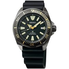 Seiko Watches are the Premier Men's Automatic Watch for Kinetic, Quartz & Mechanical Movement. Seiko Watch USA leads in GPS Solar Technology discoveries while Seiko Dive, Field, Seiko 5 Sport & Military Watches are engineered to be the ever-lasting watch. Seiko Automatic, Automatic Watches For Men, Seiko Samurai, Seiko Monster, Seiko Diver, Affordable Watches, Seiko Watches, Army Watches, Omega Seamaster
