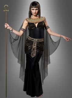 Ägyptisches Kleopatra Kostüm ♥ bei Kostümpalast.d