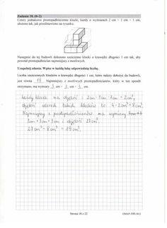 Próbny egzamin ósmoklasisty 2018/2019 MATEMATYKA [ARKUSZE PYTAŃ I ODPOWIEDZI - 19.12.2018] Sprawdź w serwisie EDUKACJA