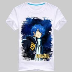 Onecos Fairy Tail Jellal T-shirt Size XXL (Height 69-73in,weight 170-185lbs) *** For more information, visit image link.