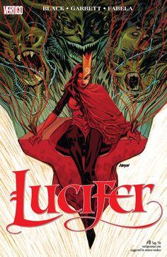 #Lucifer (2015) #8 #Vertigo #DC @vertigo_comics (Cover Artist: Dave Johnson) Release Date: 7/20/2016