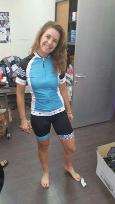 Nice JOB!!! 2015 Sneak Peak - Funkier Bike USA Women's Collection. #cycling #biking #road #racing #cyclingkit