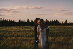 Alberta photographer, Alberta prairies, explore Alberta, wedding, farm wedding, same sex, love wins, chasing light, nikon d750, vsco, © Gabe Mcclintock Photography | www.gabemcclintock.com