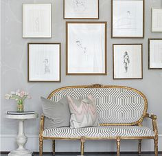 Neutral decor | TraditionalHome.com