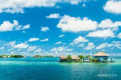 Cartagena de Indias. Islas del Rosario