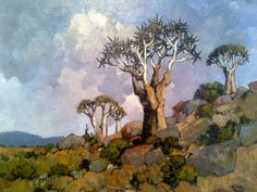Bio Conrad Theys was born in Montagu, Western Cape in He grew up in Loeriesfontein in the North Western Cape where he matriculated from Northern Paarl High School. In 1961 he completed hist s… Landscape Art, Landscape Paintings, Marlene Dumas, North Western, Watercolor Tips, South African Artists, Modern Landscaping, Art Images, Pastels