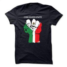 Chicanos Unite T Shirt, Hoodie, Sweatshirts - customized shirts #teeshirt #T-Shirts