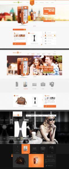 royalcat Other layout by ~laibach0812 on deviantART  #webdesign