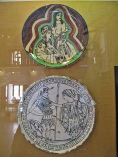 Museum of Greek Folk Art, Modern Greek Pottery, Tzisdarakis Mosque