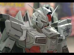 ガンダムプラモデルGundam Plastic Models @ 2016 第56回 全日本模型ホビーショー All Japan Model H...