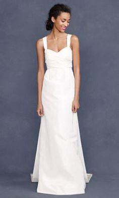 J. Crew 55958 2: buy this dress for a fraction of the salon price on PreOwnedWeddingDresses.com