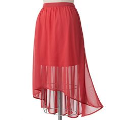 LOVE Hi-Low skirts & dresses for this summer, you have to try this trend. It's adorable!