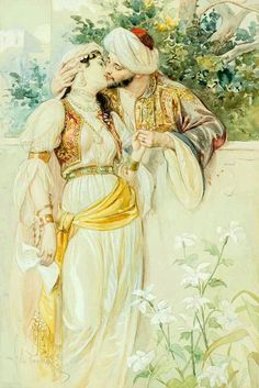 Franz Bohumil Doubek Franz Bohumil Doubek Source by dalenaskrzyska. Victorian Paintings, Arabian Art, Turkish Art, Classical Art, Art And Illustration, Ancient Art, Beautiful Paintings, Islamic Art, Indian Art