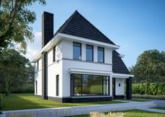 House Elevation, Gothic House, House Goals, My New Room, Modern House Design, Architecture, My Dream Home, Interior And Exterior, Home Fashion