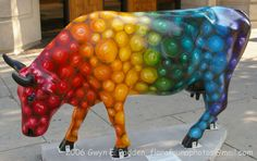 cows on parade chicago | Cows on Parade Bubbles by ~Adiantum on deviantART