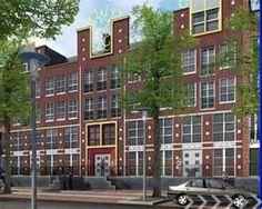 Helmond (Noord Brabant ), Nederland. nieuwbouw, project Suytkade