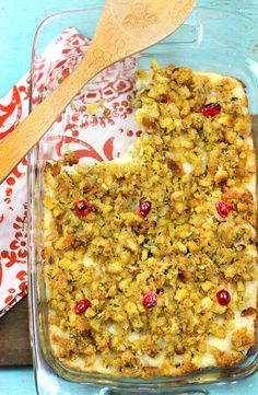 Holiday Leftovers? Try this Creamy Turkey Casserole - Homemaking Hacks