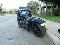 yamaha roadstar warrior customs | ... 240 wide tire - Road Star Warrior Forum : Yamaha Star Warrior Forums