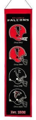 Atlanta Falcons NFL Heritage Banner