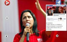 Nadine Heredia tiene una fuerte presencia en redes sociales [Foto interactiva]