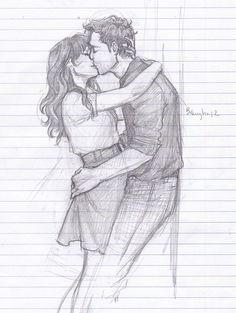 Most romantic couple kissing drawing images cope with that fact through fanart Romantic Couple Hug, Romantic Couples, Sexy Couples, Romantic Ideas, Art Drawings Sketches, Cartoon Drawings, Good Sketches, Love Sketch, Pencil Drawings Of Love