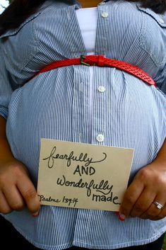 Pregnancy Bible verse