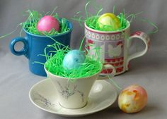 Easter Eggs – Vintage China