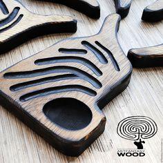 Купить СЕРВИРОВОЧНАЯ ДОСКА «Зебра» - черный, доска для подачи, доска сервировочная, сервировочная доска Diy Craft Projects, Diy Crafts, Kitchen Board, Serving Board, Cutting Boards, Wood Design, Kitchenware, Plates, Antiques