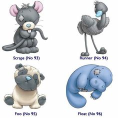My Blue Nose Friends                                                                                                                                                                                 More