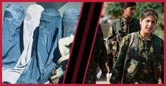 ISIS has to ban burqas because Iraqi women are using it to kill terrorist…