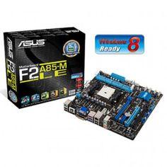 MB AMD FM2 ASUS F2A85-M LE SATA/USB/DVI/VGA/DDR3  http://lojaparaguai.com/