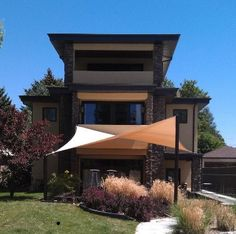 Remarkable Tension Sail Shade Canopy Patio