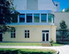 Anna Wickenhauser Architektur  Büro Kindermuseum Wien/A Bürozubau Wicken, Anna, Mansions, House Styles, Home Decor, Architecture, Extensions, Decoration Home, Manor Houses