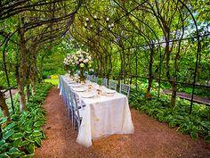 Wandering Tree Estate Wedding Garden Weddings Chicago Area Wedding Venue North Barrington 60010