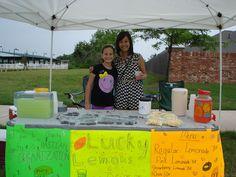 Scanlan Oaks Elementary School - 3rd Grader Lemonade Stands, Radio Flyer, Elementary Schools, A Table, Taj Mahal, Houston, Primary School, Elementary Education, 2nd Grades