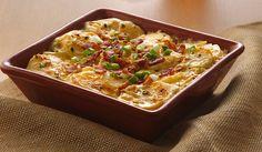 Bacon-Topped Loaded Potatoes Recipe by Betty Crocker Recipes, via Flickr