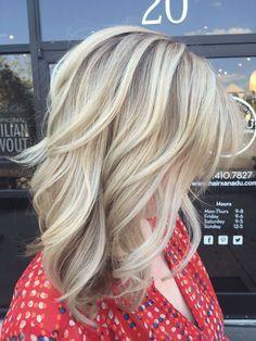 TRANSFORMATION: Cool Summer Blonde | Modern Salon Pinterest @drakewifee