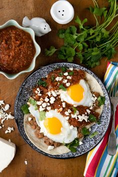 Huevos Rancheros are incredibly easy to pull together. The satisfying breakfast you'll come back to!