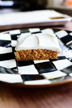 Pumpkin Sheet Cake