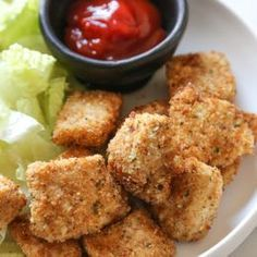 All Of The Weight Watchers Air Fryer Recipes Included Here . 15 Of The BEST Air Fryer Recipes My Life And Kids. Air Fryer Chicken Tenders Recipe With Weight Watchers . Home and Family Homemade Chicken Nuggets, Chicken Nugget Recipes, Ww Recipes, Healthy Recipes, Healthy Meals, Skinnytaste Recipes, Healthy Chicken, Healthy Weight, Healthy Food