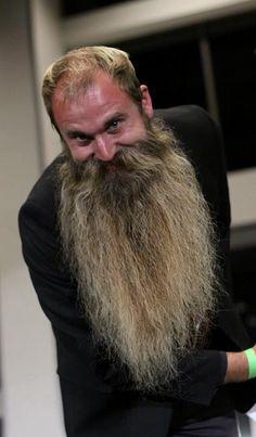 Excellent full beard with unique coloring. Perfect Beard, Beard Love, Men Beard, Grey Beards, Long Beards, Long Beard Styles, Hair And Beard Styles, Full Beard, Epic Beard