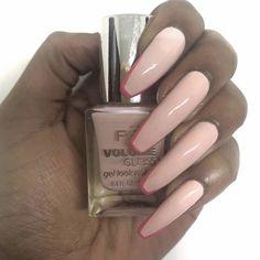 2021 Valentine's Day Nail Designs   Pink Glitter Life