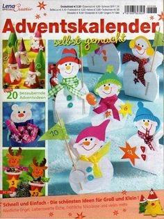 Adventi kalendárium - Angela Lakatos - Picasa Webalbumok