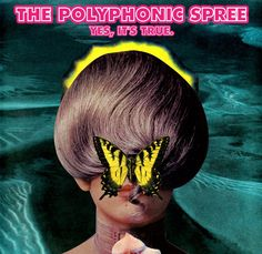 The Polyphonic Spree – Announce new album 'Yes, it's True' and UK shows